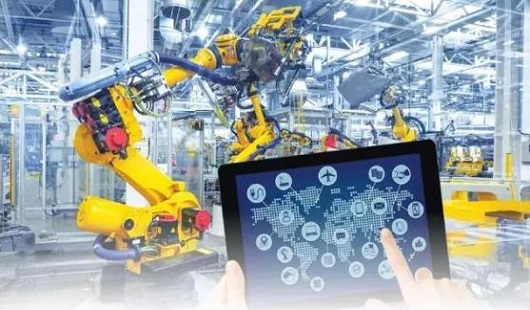 What is the relationship between smart manufacturing and the Industrial Internet?